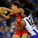 Gold Coast Suns, Greg Broughton, Lindsay Thomas, North Melbourne