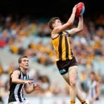 Clinton Young, Collingwood, Hawthorn, Taylor Duryea