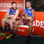 Ashley McGrath, Brisbane Lions, Daniel Merrett