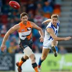 Andrew Swallow, GWS Giants, North Melbourne, Shane Mumford