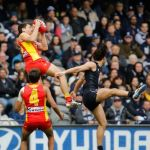 Carlton, Gold Coast Suns, Greg Broughton, Troy Menzel