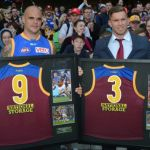 Ashley McGrath, Brent Moloney, Brisbane Lions