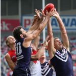 Aaron Sandilands, Fremantle, Zac Clarke