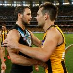 Hawthorn, Luke Hodge, Port Adelaide, Travis Boak