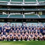 AFL 2015 Media - AIS-AFL Academy v Northern Blues