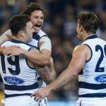 Geelong Cats, Mitch Clark, Steven Motlop
