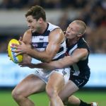 Collingwood, Geelong Cats, Jack Frost, Tom Hawkins
