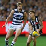 Collingwood, Geelong Cats, Jamie Elliott, Rhys Stanley