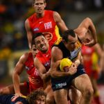 Gold Coast Suns, Greg Broughton, Shannon Hurn, West Coast Eagles