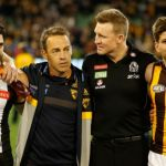 Alastair Clarkson, Collingwood, Hawthorn, Nathan Buckley