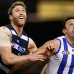 Dawson Simpson, Geelong Cats, North Melbourne, Todd Goldstein