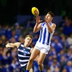 Ben Jacobs ;North Melbourne