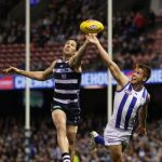 Andrew Swallow, Geelong Cats, Harry Taylor, North Melbourne