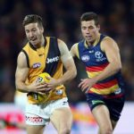 Adelaide Crows, Kane Lambert, Luke Brown, Richmond