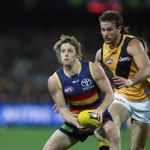 Adelaide Crows, Ivan Maric, Richmond, Rory Sloane