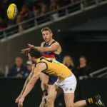 Adelaide Crows, Daniel Talia, Richmond, Ty Vickery