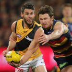 Adelaide Crows, Chris Newman, Patrick Dangerfield, Richmond