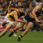 Adelaide Crows, Ben Lennon, Richmond, Rory Laird