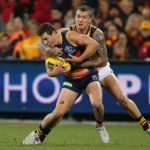 Adelaide Crows, Dustin Martin, Luke Brown, Richmond