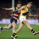 Adelaide Crows, Brandon Ellis, Richmond, Rory Atkins