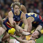 Adelaide Crows, Dylan Grimes, Richmond, Rory Sloane