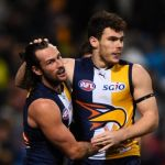 Chris Masten, Luke Shuey, West Coast Eagles