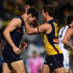 Jamie Cripps, Luke Shuey, West Coast Eagles