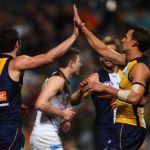 Dom Sheed, Jack Darling, West Coast Eagles