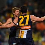Jack Darling, Mark LeCras, West Coast Eagles