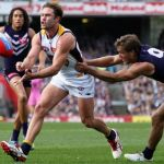 Fremantle, Mark Hutchings, Matt de Boer, West Coast Eagles