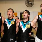 Brendon Ah Chee, Chad Wingard, John Butcher, Justin Westhoff, Port Adelaide