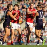 Fremantle, Matt de Boer, Matt Jones Jack Watts, Melbourne, Tom Sheridan