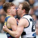 Adelaide Crows, Geelong Cats, Rory Laird, Steve Johnson