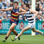 Adelaide Crows, Daniel Menzel, Geelong Cats, Kyle Hartigan