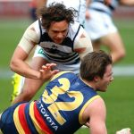 Adelaide Crows, Geelong Cats, Patrick Dangerfield, Steven Motlop
