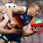 Adelaide Crows, Geelong Cats, Nathan van Berlo, Tom Hawkins
