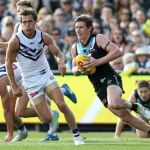 Fremantle, Matt de Boer, Matt White, Port Adelaide