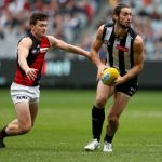 Brodie Grundy, Collingwood, Conor McKenna, Essendon