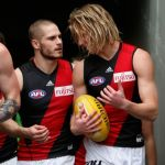 David Zaharakis, Dyson Heppell, Essendon
