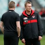 Collingwood, Essendon, Mark Neeld, Nathan Buckley