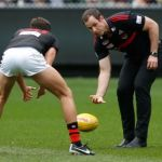 Essendon, Kyle Langford, Matthew Egan