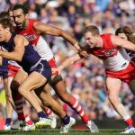 Adam Goodes, Fremantle, Matt de Boer, Sydney Swans