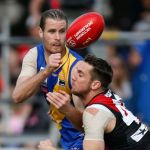 Essendon, Kyle Hardingham, Peter Faulks, Williamstown