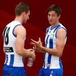 North Melbourne, Sam Wright, Shaun Atley