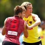 Darcy Parish, Essendon, Martin Gleeson