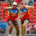 Daniel Currie, Gold Coast Suns, Tom Nicholls