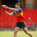 Gold Coast Suns, Mitch Hallahan