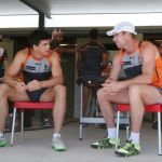 GWS Giants, Matthew Kennedy, Steve Johnson