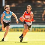 Connor Blakely, Fremantle, Matt de Boer