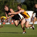 Anthony Miles, Hawthorn, Liam Shiels, Richmond